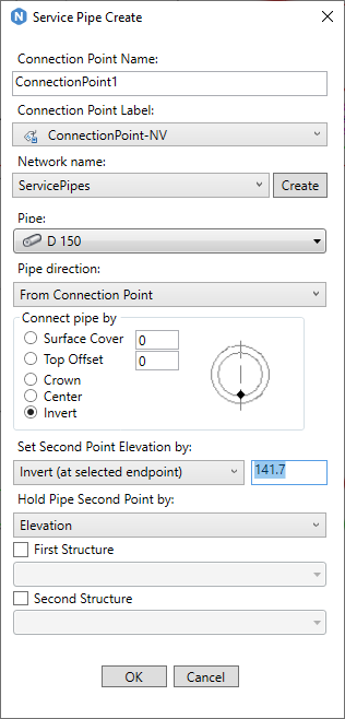 21 Naviate pipe-to-pipe connections in two ways 2