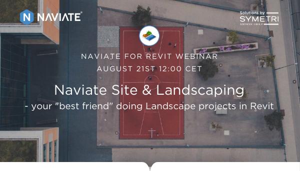 20 Q3 webinar eDM Naviate Site Landscaping