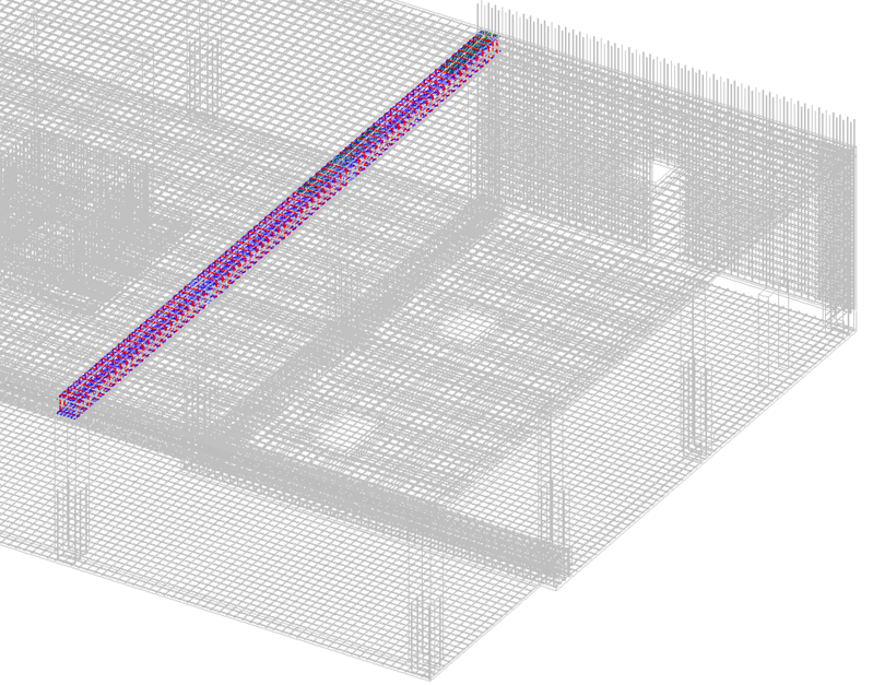 20 Q4 29Oct Blog 3D reinforcement Structure Rebar - Reinforcement of beams pt 1