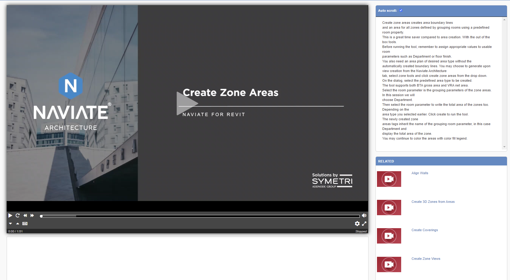 21 FEB blog - Get added value with your Naviate today - create zone areas