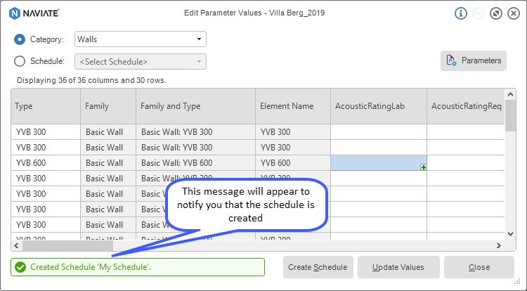 21 SEP Revit Edit Parameter Value columns reordering and visibility 14