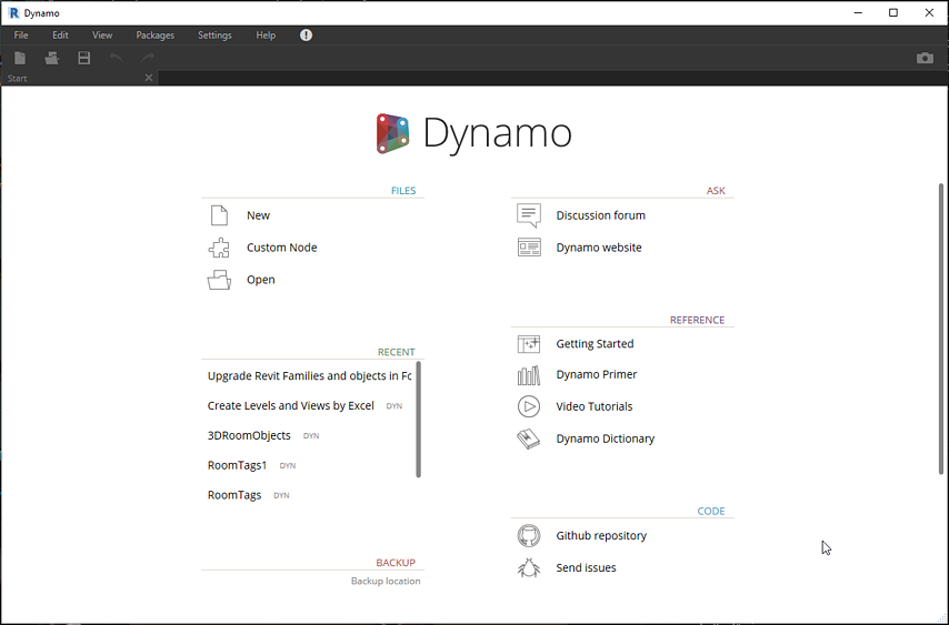 Symetri Naviate Blog Update Revit with Dynamo 13